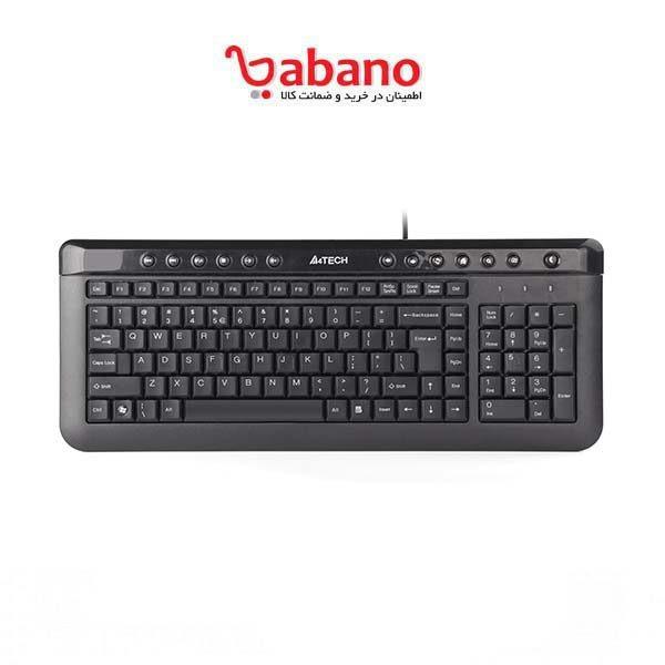 کیبورد ای فورتک Keyboard A4Tech KL-40 USB