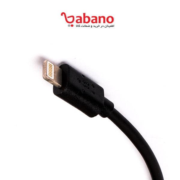 کابل شارژر آیفون به USB اسکار | Oscar مدل C-662