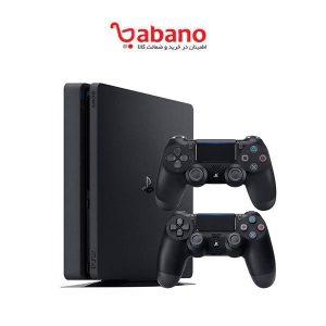 کنسول بازی سونی مدل Playstation 4 Slim کد Region 2 ظرفیت 1 ترابایت
