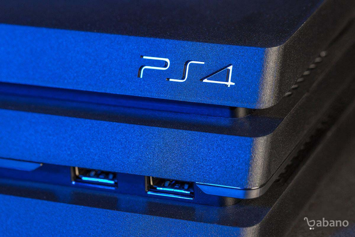 کنسول بازی playstation 4 slim region 2 ظرفیت 1 ترابایت