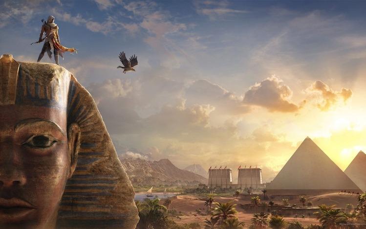 نقد و برسی بازی Assassin's Creed Origins