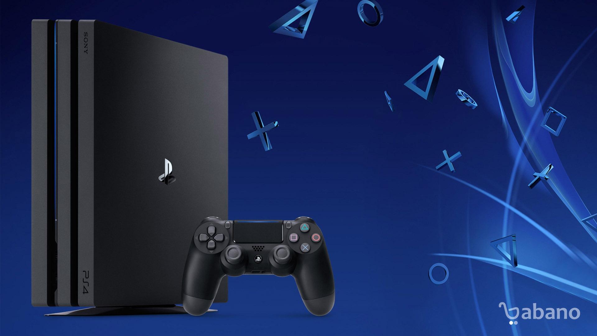 کنسول بازی سونی مدل SONY Playstation 4 Pro