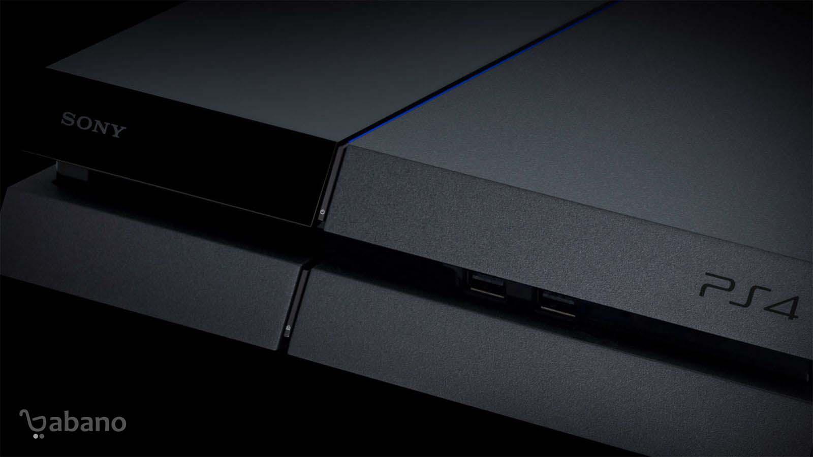 کنسول بازی playstation 4 slim مدل region 2 ظرفیت 1 ترابایت