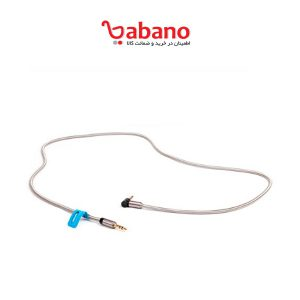 کابل انتقال صدا AUX فلزی سر کج oscar مدل OS-C313