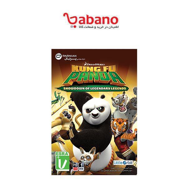 بازی Kung Fu Panda Showdown of Legendary Legends پرنیان