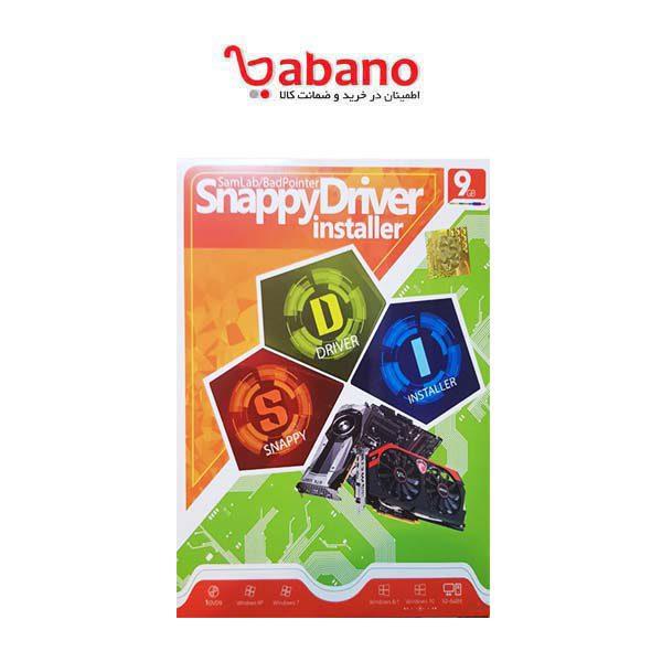 نرم افزار snappy driver installer زیتون