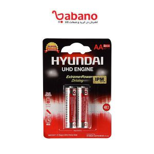 باتری قلمی هیوندای مدل Super Ultra Heavy Duty