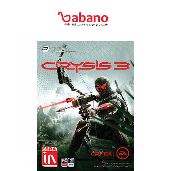 بازی Crysis 3 مخصوص کامپیوتر