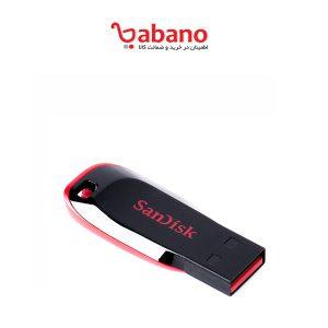 فلش مموری SANDISK مدل Cruzer Blade ظرفیت 16 گیگابایت