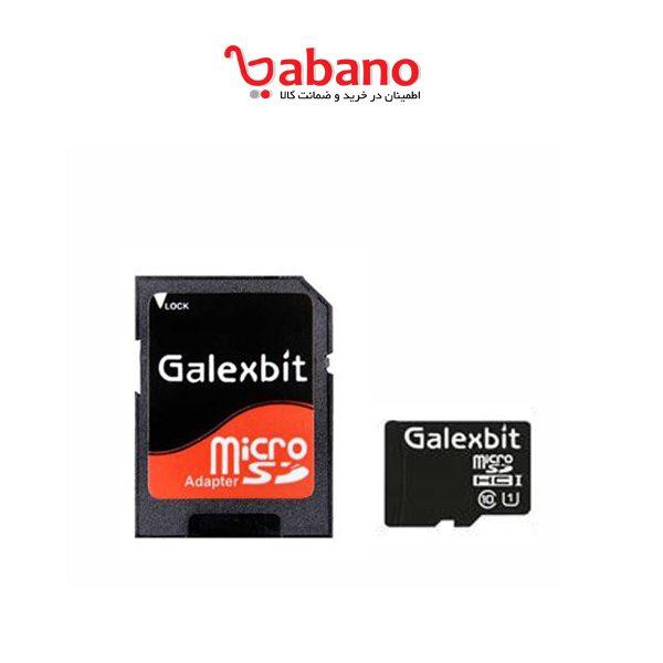 کارت حافظه Galexbit microSD سرعت 48MBps ظرفیت 8 گیگابایت
