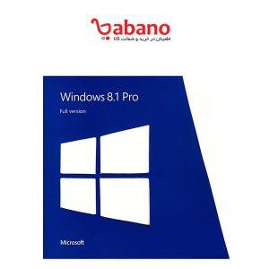 ویندوز 8.1 Pro اورجینال نسخه کامل