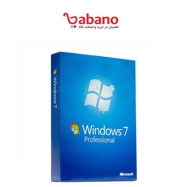 ویندوز 7 Professional اورجینال