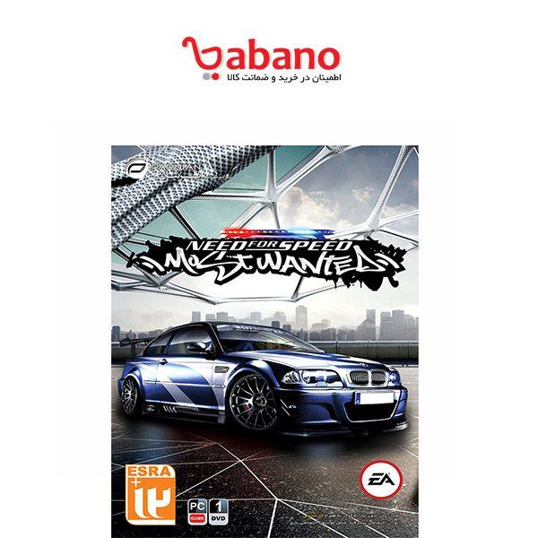 بازی کامپیوتری Need For Speed Most Wanted مخصوص PC | Need For Speed Most Wanted PC Game