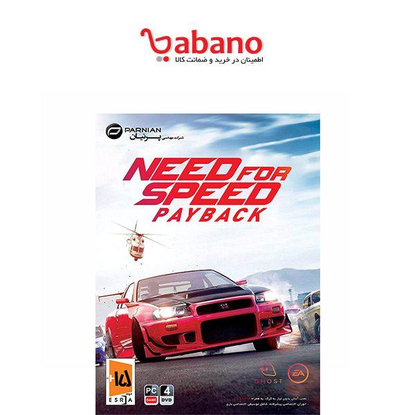 بازی جنون سرعت Need For Speed Payback مخصوص کامپیوتر