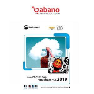 مجموعه فتوشاپ و ایلاسترتور 2019 Adobe Photoshop & Illustrator