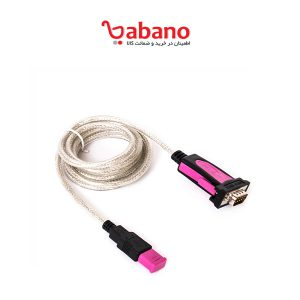 کابل تبدیل USB به RS-232 زد تک-Z-TEK