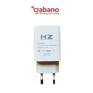 شارژر دیواری HZ مدل TC-8 به همراه کابل micro usb