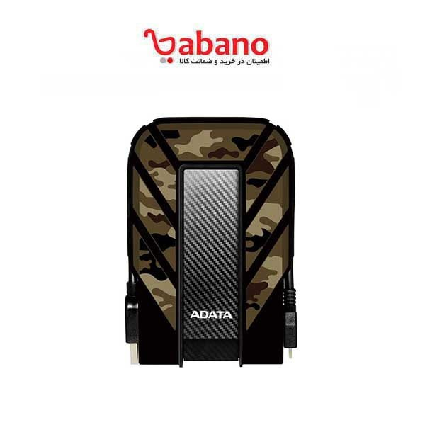 هارد اکسترنال ADATA مدل HD710M Pro ظرفیت 2 ترابایت
