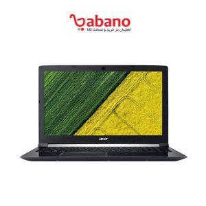 لپ تاپ Aspire A715-71G i7 8G 1+128 SSD(M2) 4G