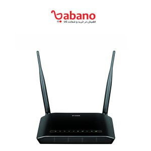 مودم ADSL2 Plus بی سیم D-LINK مدل DSL-2740U