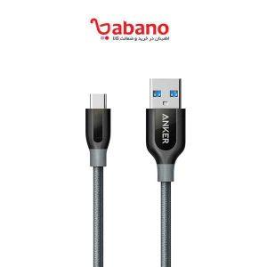کابل شارژ anker USB-C