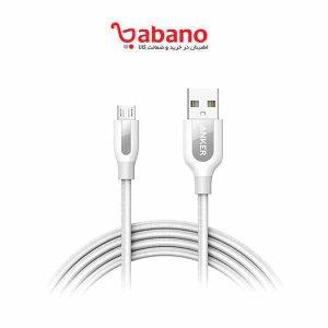 کابل شارژ anker micro USB مدل A8143