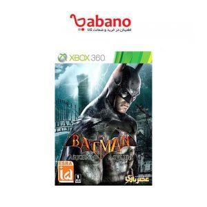 بازی batman arkham asylum نشر عصر بازی