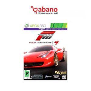 بازی Forza Motorsport 4 مخصوص xbox 360