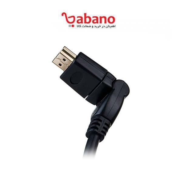 کابل HDMI A4NET مدل HDM-360 طول 1.5 متر