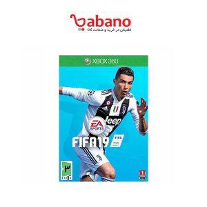 بازی FIFA 19 مخصوص XBOX 360