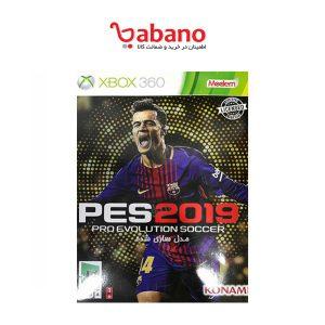 بازی PES 2019 مخصوص XBOX 360