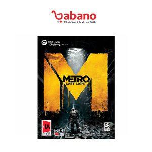 بازی Metro Last Light مخصوص کامپیوتر نشر پرنیان