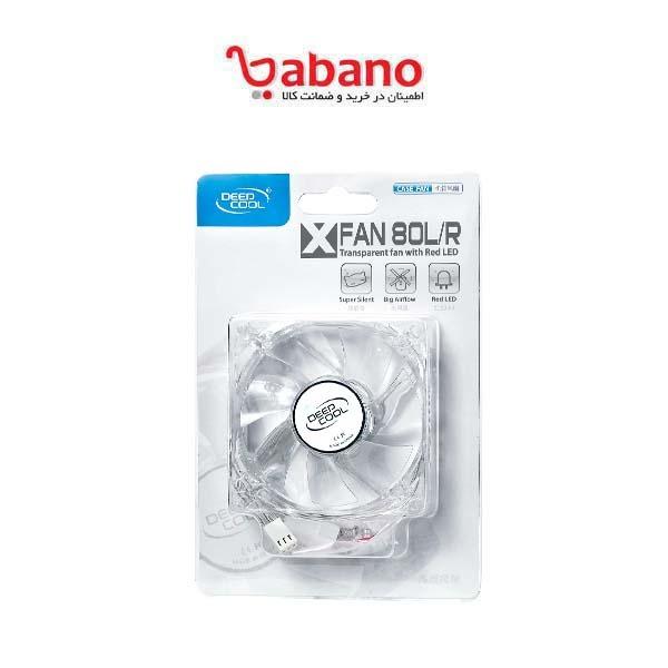 فن کیس deepcool مدل xfan 80 L/B