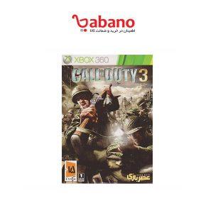 بازی Call of Duty 3 مخصوص ایکس باکس 360