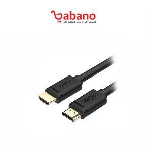 کابل HDMI یونیتک مدل Y-C139M طول 3 متر