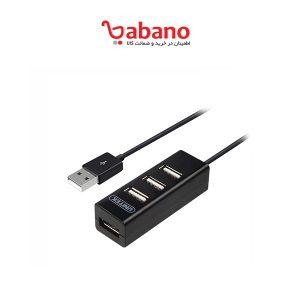 هاب 4 پورت USB 2.0 یونیتک مدل Y-2140