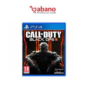 بازی Call Of Duty Black Ops 3 مخصوص PS4
