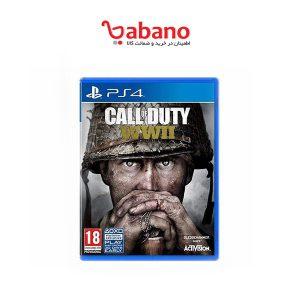 بازی Call Of Duty WWII مخصوص PS4