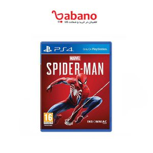 بازی Spider Man مخصوص PS4