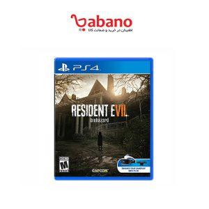 بازیResident Evil 7 مخصوص PS4