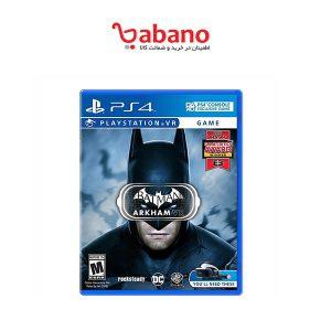 بازی Batman Arkham VR مخصوص PS4
