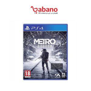 بازی Metro Exodus مخصوص PS4