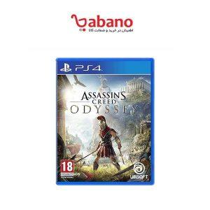 بازی Assassin's Creed Odyssey مخصوص PS4