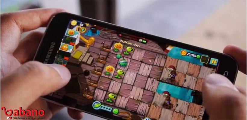 بازی کردن روی گوشی اندروید راحت تر و آسان تر از قبل