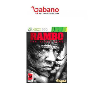 بازی Rambo مخصوص ایکس باکس 360