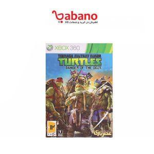 بازی Turtles مخصوص ایکس باکس 360