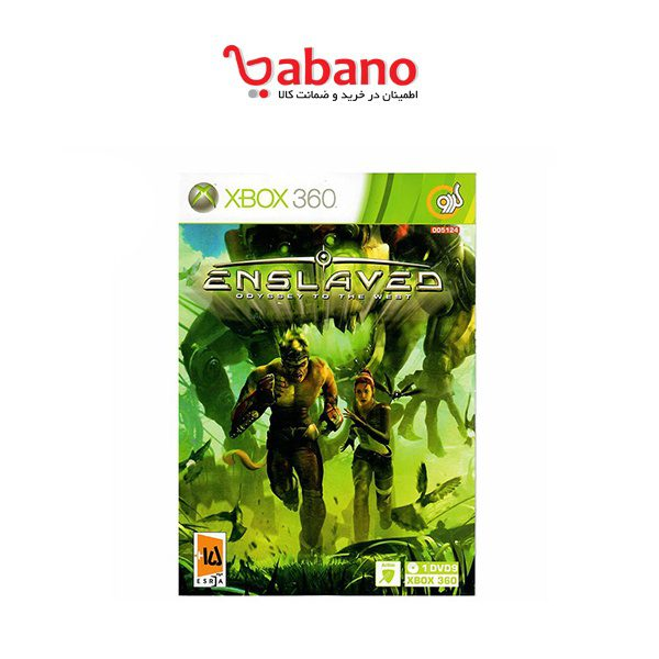 بازی Enslaved Odyssey to the West مخصوص XBOX 360