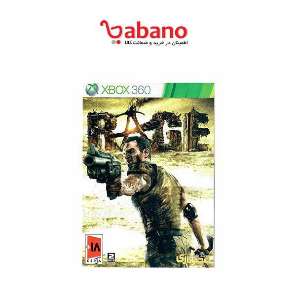 بازی RAGE مخصوص XBOX 360
