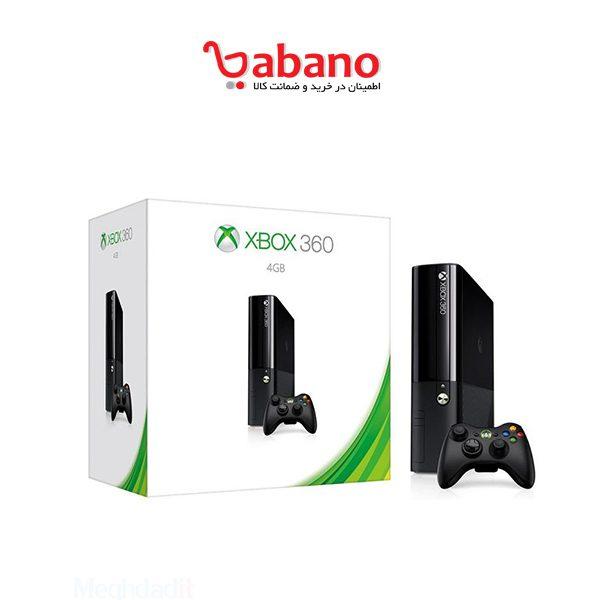 کنسول بازی Xbox 360 Super Slim ظرفیت 4 گیگابایت اورجینال خور