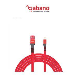 کابل تبدیل USB به لایتنینگ KOLUMAN مدل KD-13 طول 1 متر